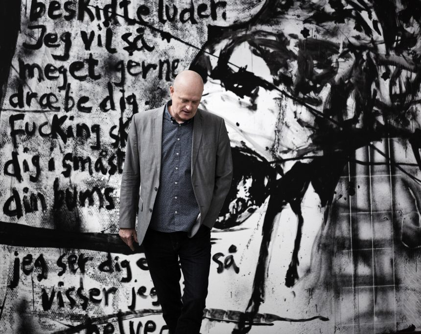 Ny digtsamling af Claus Carstensen