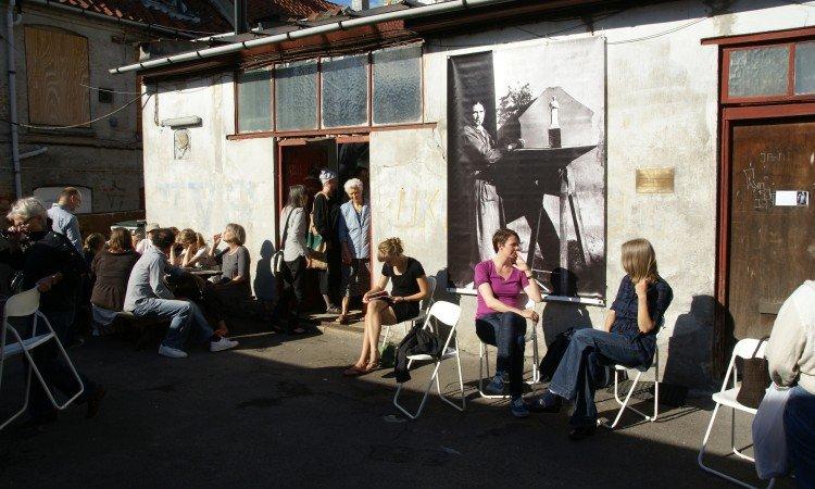 Spot på Projektrum: Astrid Noacks Atelier