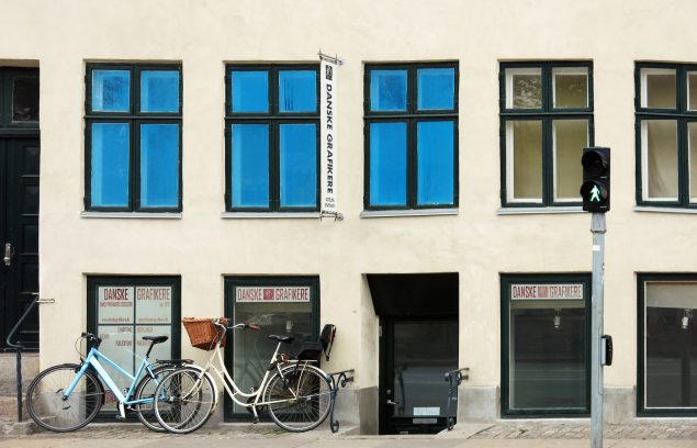 Danske Grafikeres Hus
