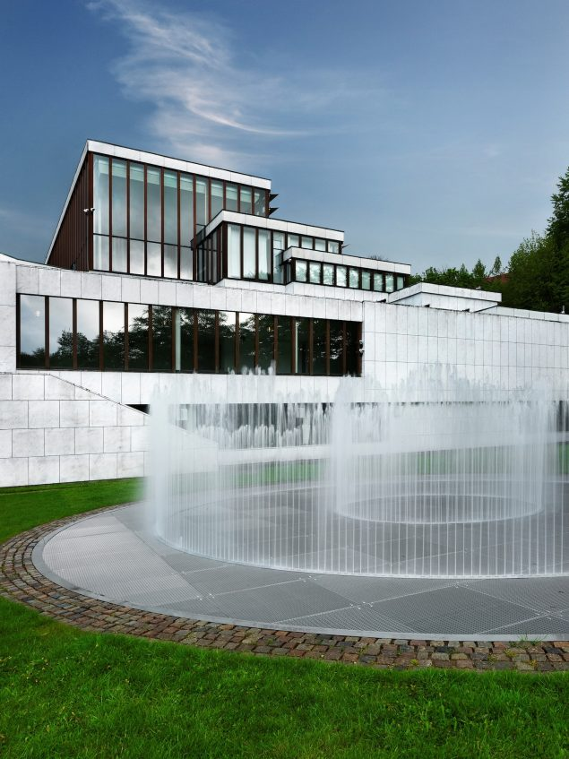 Kunsten Museum of Modern Art. Foto Allan Toft