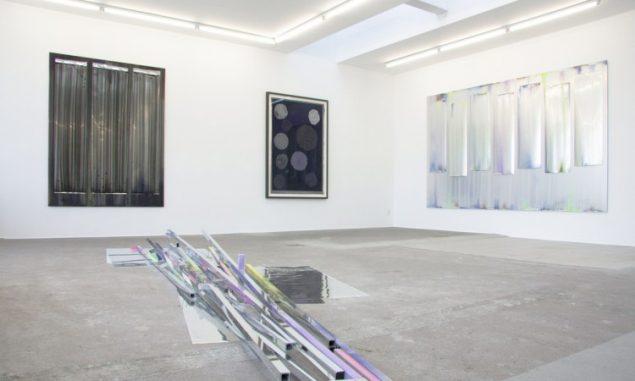 Ruth Campau- Interstellar, 2015. Gether Contemporary.