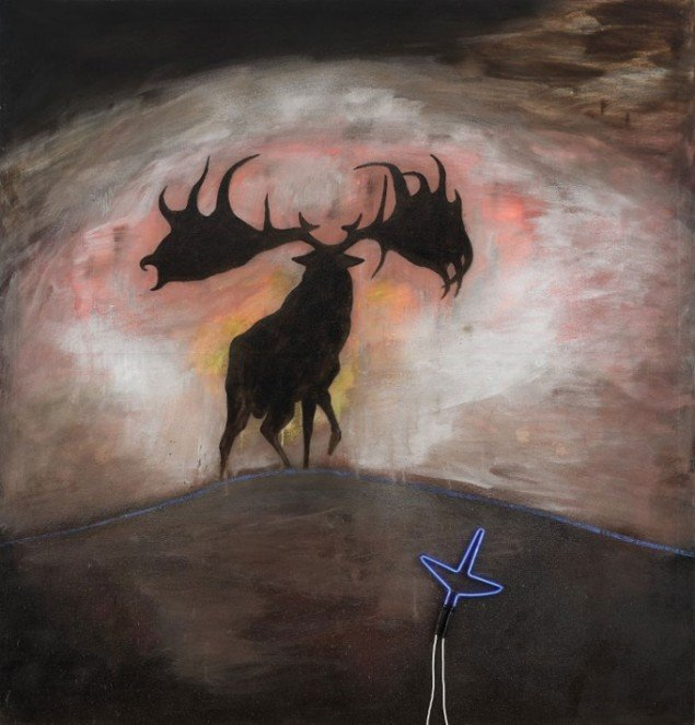 I am a Stag of Seven Tines, Nina Steen-Knudsen, Foto: Anders Sune Berg