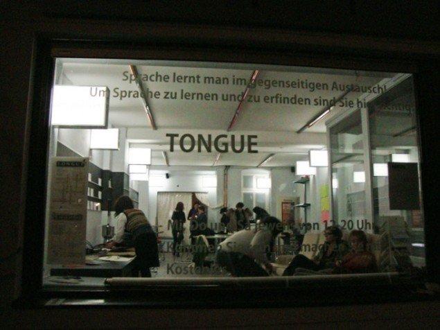 Oda Projesi og Nadin Reschke: Tongue, 2009. (Foto: Oda Projesi)