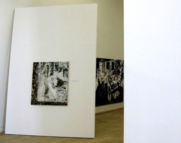 Skæve og labyrintiske vægge. Foto: Kasper Lie.