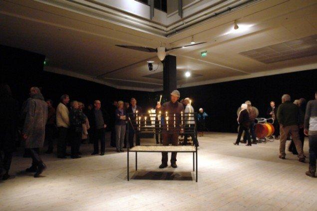 Tænd et lys under propellen. Som var man i en katolsk kirke. Foto: Jens Møller Sørensen