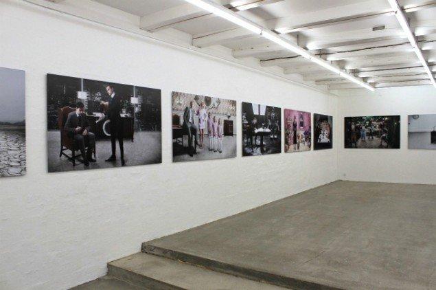 Galerie Wolfsen. Udstillingsview. Pressefoto.