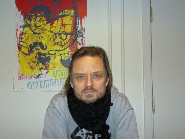 Morten Goll (Foto: Solveig Lindeskov Andersen)