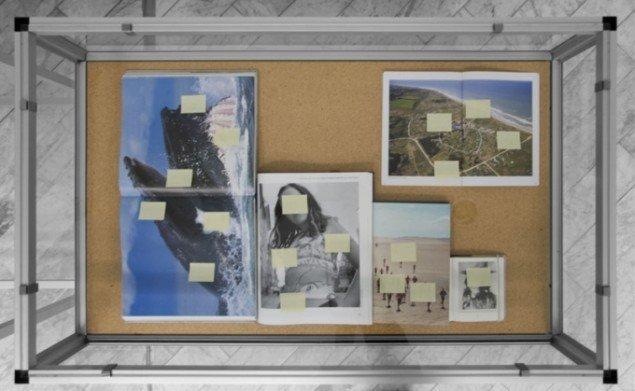 Magnus Clausen: Decimal af hvad er . Blandet materialer (Pressefoto)