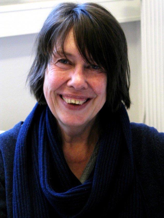 Gertrud Sandqvist (Foto: Anna Sandberg).