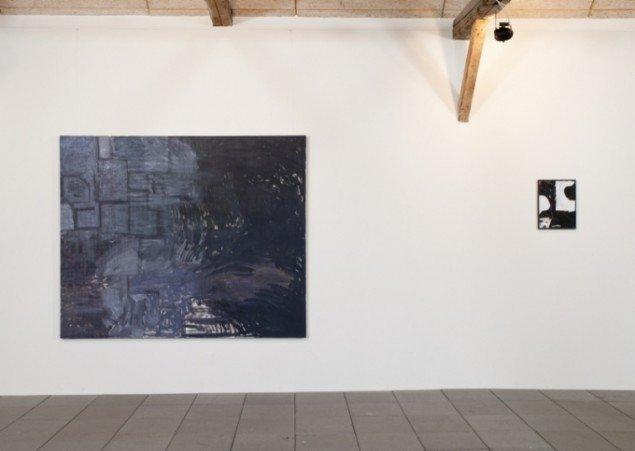 Anna Odell: Mørke og lyng og Vi to. Foto: Lars Bay.