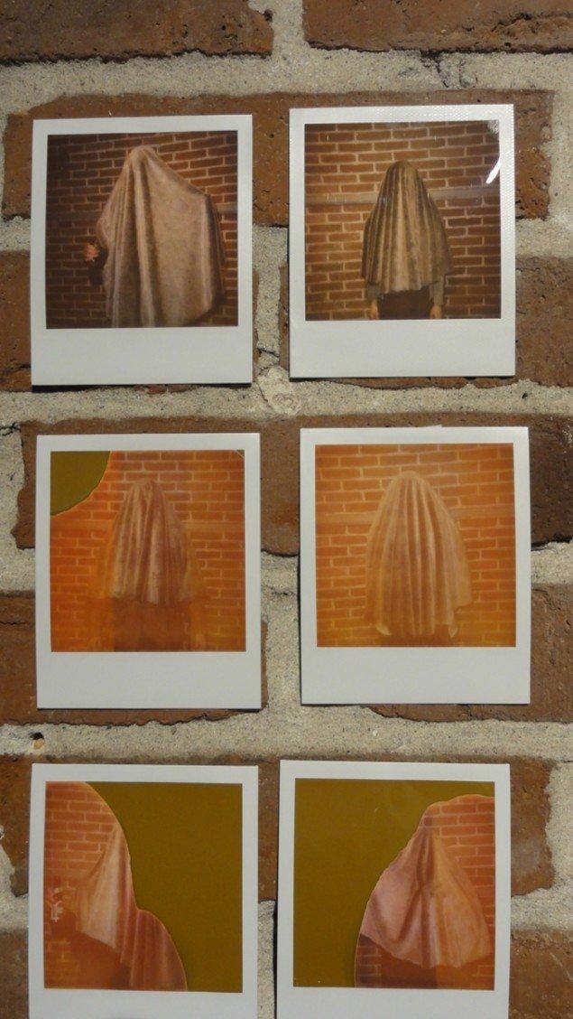 Udstillingsveiw fra Nanna Ussing-Gregersens udstilling Furry On The Inside. Foto: Tenna Eliasen.