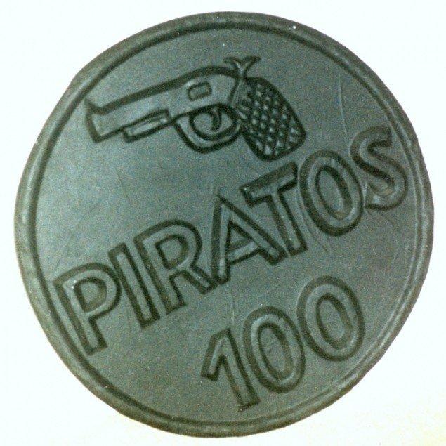 Poul Gernes Piratos 1978. Museets samling
