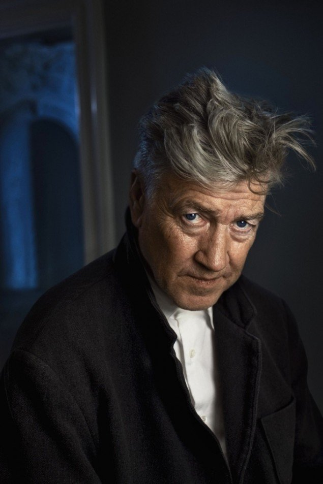 Søren Solkær Starbird. David Lynch, foto 50 x 70 cm.