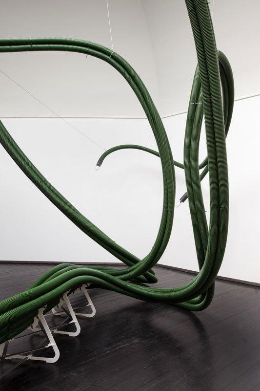 Sebastien Wierinck: OnSite prototype nr. 10 ver. 02, 2011. (Foto: Erling L. Jeppesen)