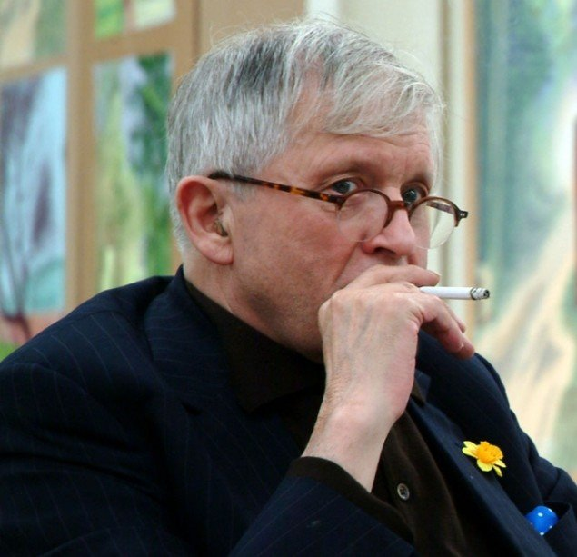 David Hockney, marts 2011. ©David Hockney (Foto: Jean-Pierre Goncalves de Lima)