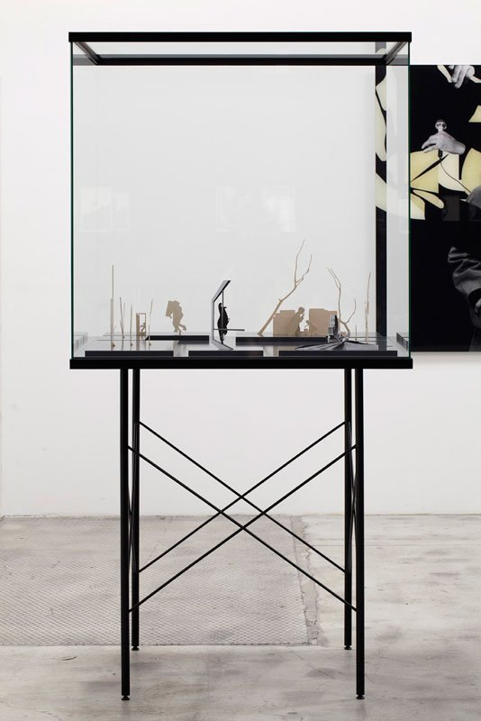 Jakob Kolding: Dramatic Structures, 2011. Courtesy Galleri Nicolai Wallner (Foto: Anders Sune Berg)