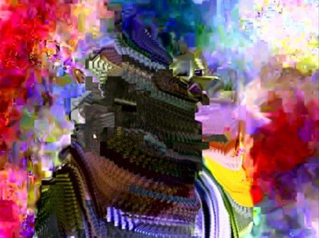 Takeshi Murata: Monster Movie, video still, 2005, courtesy of Ratio 3, San Francisco. (Pressefoto)