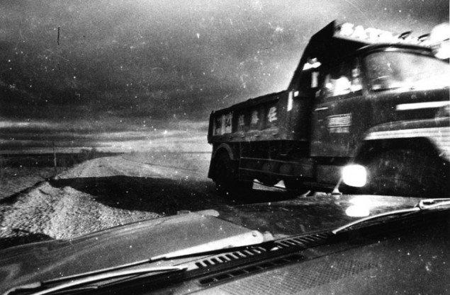 """Daido Moriyama: fra """"Hokkaido"""", 1978/2009. (Pressefoto)"""