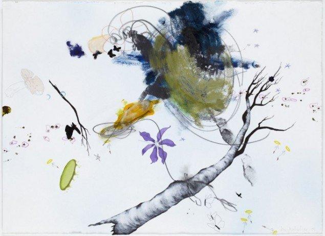 Benny Dröcher: New Paperwork. Foto: Charlotte Fogh Contemporary