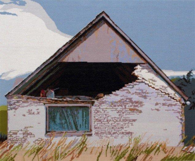 Thomas Wolsing. Fortvivelesens hus.