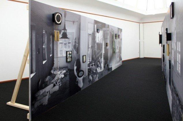 Installation Stilleben. Foto: Thomas Wolsing.