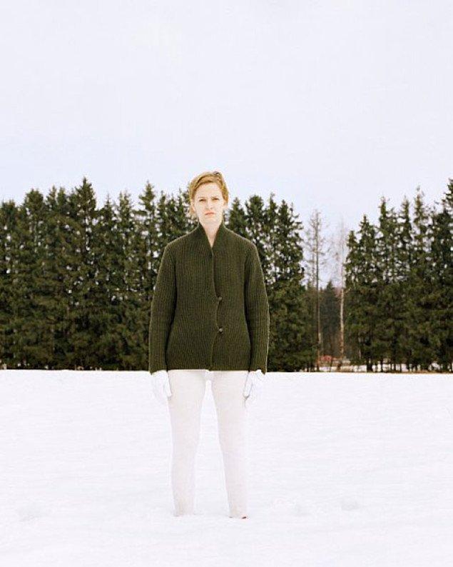 Wilma Hurskainen: Invisible, 2011. (Pressefoto)