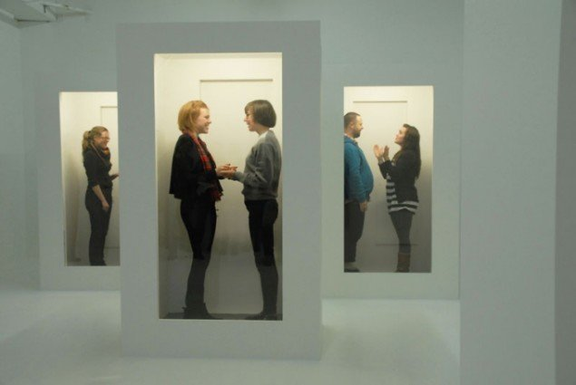 Einat Amir (ISR): Enough About You. (Foto: Elin Lundgren / Lilith Performance Studio)