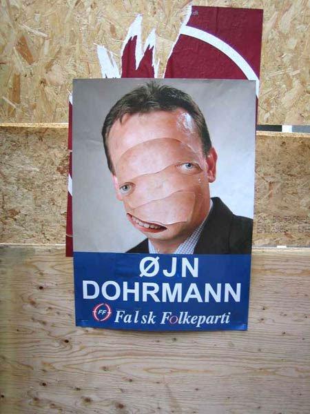 KigSet's kreative manipulationer af vores folketingskandidater.
