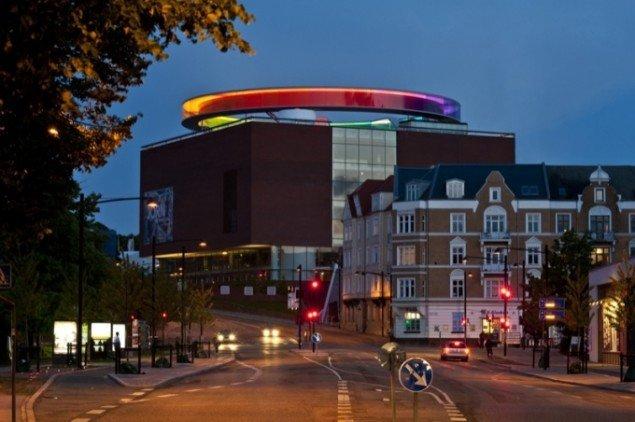 Your Rainbow Panorama set fra gadeplan. Foto: Ole Hein Pedersen