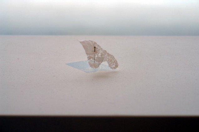 Uddrag af værket Stoffproben af Sophia Maria Seitz-Rasmussen. (Pressefoto)