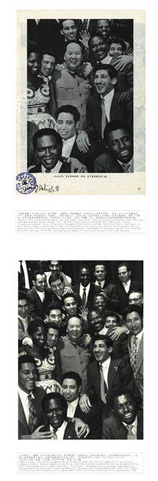 Zhang Dali, A Second History, 2003-2010 peger på foto-manipulationens magt i et lukket samfund. (Pressefoto, Den Danske Pavilion)