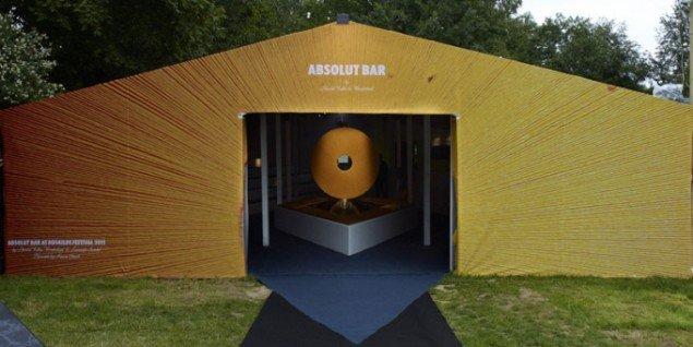 Absolut Illusion Bar. (Foto: Ken Hermann)