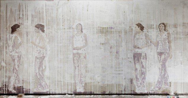 Kehnet Nielsen: The Muses, 2011. Foto Hans Ole Madsen.