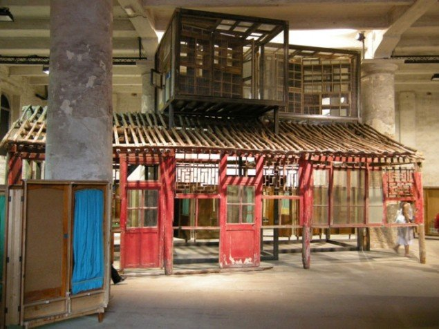 Song Dong, Song Dong's Para-Pavillion, 2011. (Foto: Jan Falk Borup)