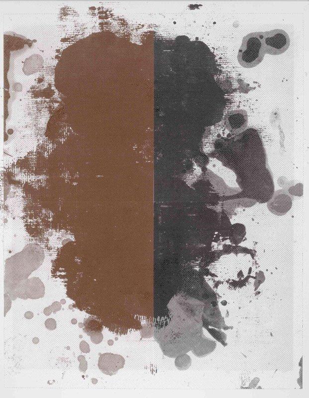Christopher Wool, Uden titel, 2011. (Pressefoto, La Biennale)
