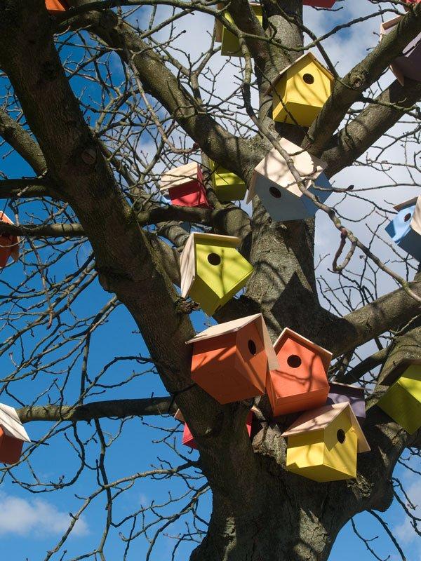 Stærekasser af Dambo. (Foto: Dambo og Dansk gadekunst)