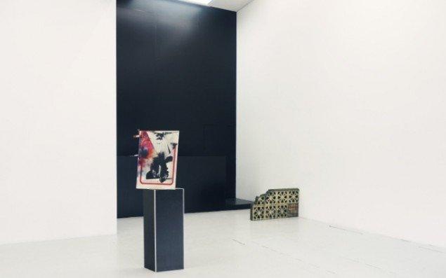 Cristian Andersen, Richard Hughes, Installation view, Nils Stærk, 2011. (Pressefoto)