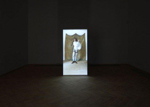 Pablo Bronstein: Origin of Sprezzatura, 2010. (Foto: Anders Sune Berg)