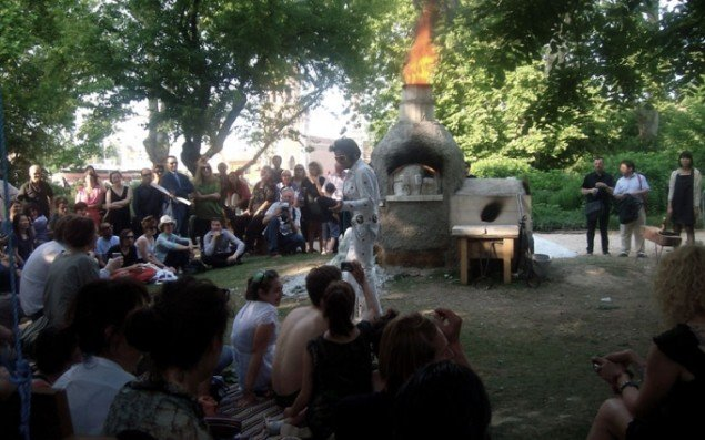 Gelitin, Venice Biennale 2011 (Foto: Fritz Stolberg)