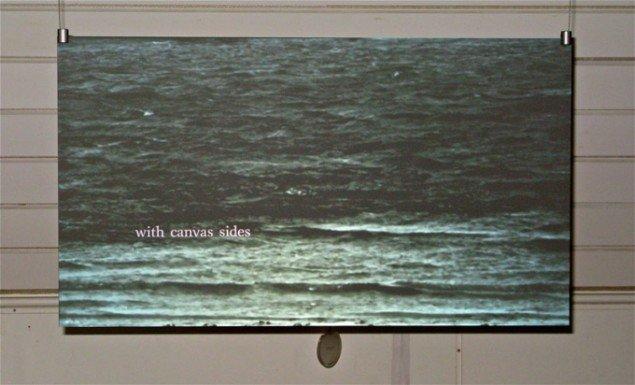 Nanna Debois Buhl og Brendan Fernandes: At Sea, 2011. (Foto: Karen Johanne Bruhn)