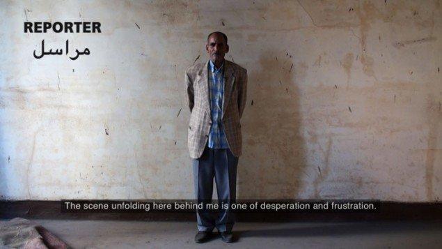 Disastrous Dialogues, 2010-2011 (Still fra værket)