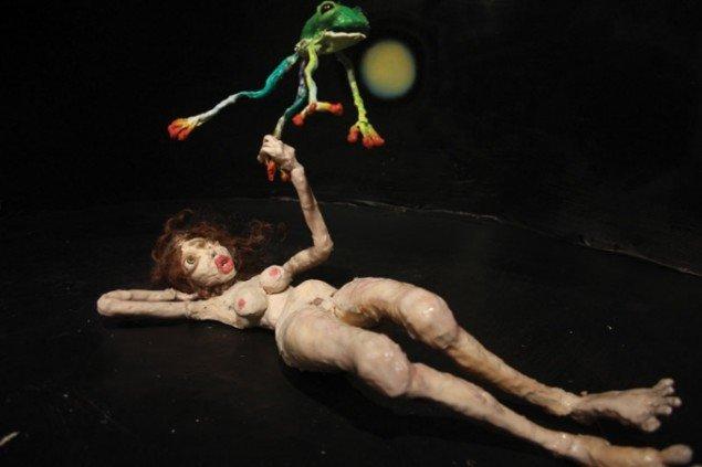 Nathalie Djurberg: Untitled, 2010. (still fra værket)