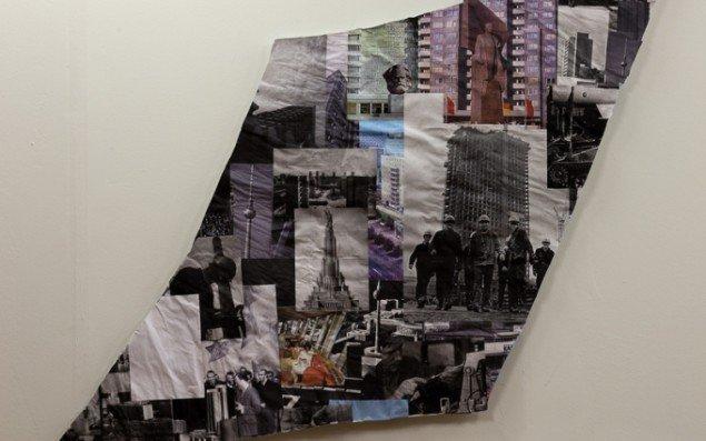 Søren Lose: Flag (Udsnit), 2011. Foto: Torben Eskerod.