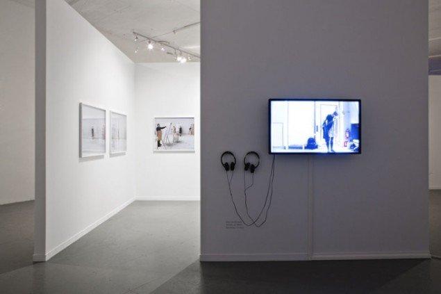 Elina Brotherus (FIN): Artists at Work, 2009, Momentum kunsthall. (Foto: Vegard Kleven)