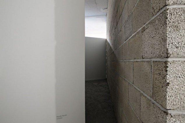Mandla Reuter (ZA): Uden titel, 2011. Momentum kunsthall. (Foto: Vegard Kleven)