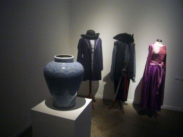 Superflex (DK) og The Propeller Group: Porcelain. Momentum kunsthall. (Foto: Matthias Hvass Borello)