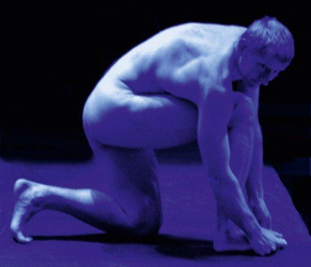 Erik Steffensen: Blue Marble, 2011. (Pressefoto)