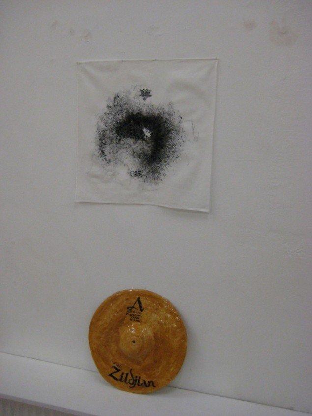 Fra udstillingen Forever is a Slow Moment. Foto: Søren Holmstrup.