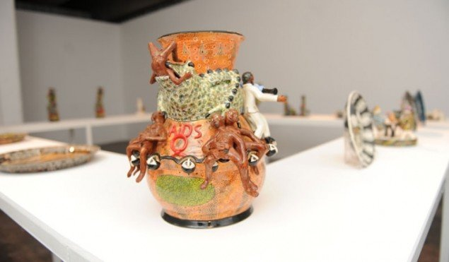 Admore Ceramic Studio: Doctor's Despair, 2008. (Pressefoto)