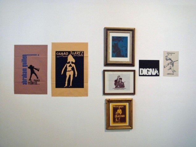 Abraham Cruzvillegas: Ink & Blood: 1968‒2009, 2008–2009. (Foto: Judith Schwarzbart)